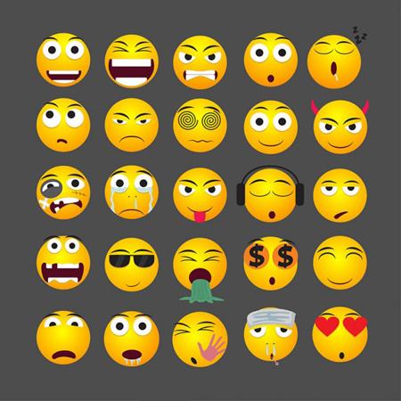 Dimmi che emoji usi e ti diro' chi sei.